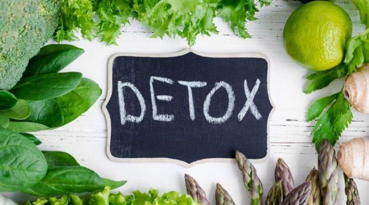 Detox Diät
